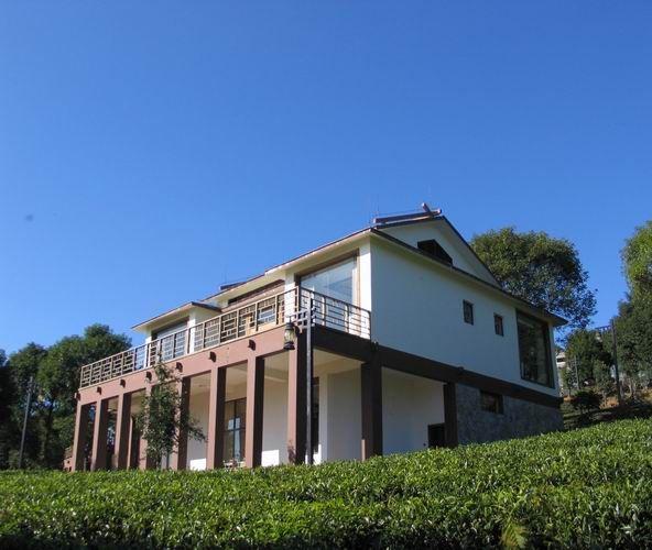 据接待他们的融创欧麓花园城方面人士透露,这批商户的目标全部是别墅图片
