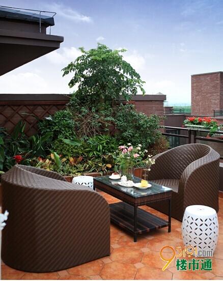别墅之平屋顶设计篇
